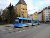 Мюнхен. Adtranz R3.3 №2214