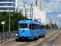Москва. Tatra T3 (МТТЧ) №30447