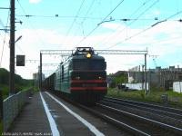 Тверь. ВЛ10-1136