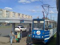 Набережные Челны. 71-605 (КТМ-5) №008