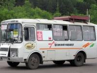 Новокузнецк. ПАЗ-32053 м766во