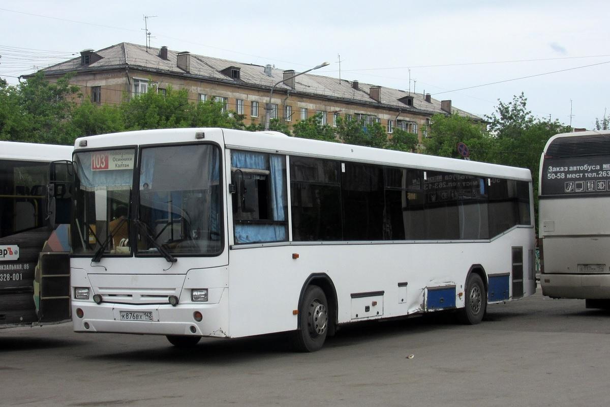 Новокузнецк. НефАЗ-5299-10-05 (5299L0) к876вх