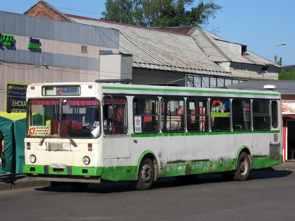 Новокузнецк. ЛиАЗ-5256.30 к775аа