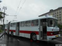 Москва. Ikarus 180 №011