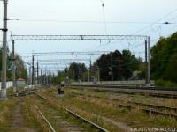 Тверь. Станция Дорошиха, вид в Московском направлении