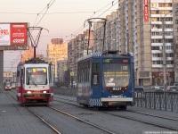 Санкт-Петербург. 71-134К (ЛМ-99К) №0449, 71-134А (ЛМ-99АВН) №0537