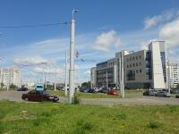 Минск. Бывшая диспетчерская станция, а теперь разворотное кольцо Сухарево