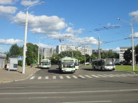 Минск. АКСМ-32102 №4525, АКСМ-321 №4614