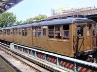 Нью-Йорк. ACF BRT Standard моторный-2393