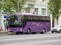 Москва. MAN R07 Lion's Coach е804ое