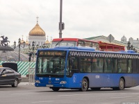 Москва. Mercedes O345 Conecto LF х527мо