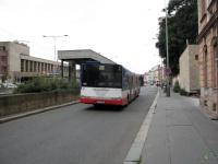 Прага. Solaris Urbino 18 1ST 4546