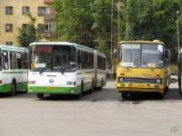 Псков. Ikarus 280 ав192, ЛиАЗ-6212.00 ав368