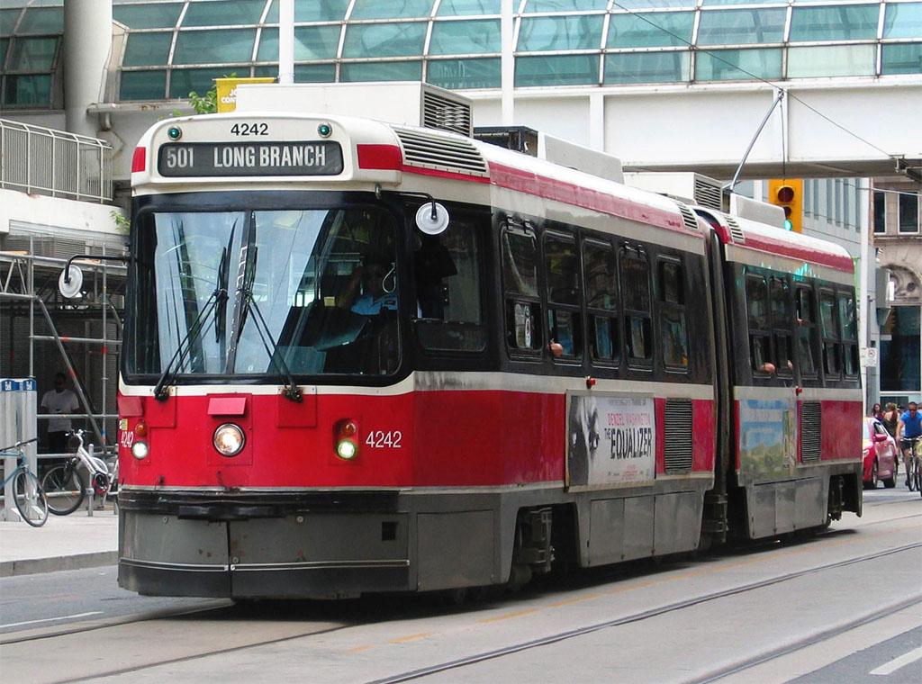 Торонто. UTDC ALRV №4242