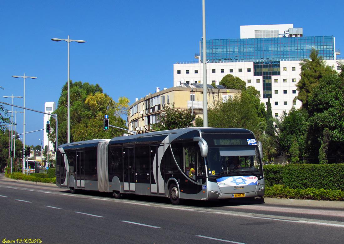 Хайфа. Haargaz Urbanit 91-953-01