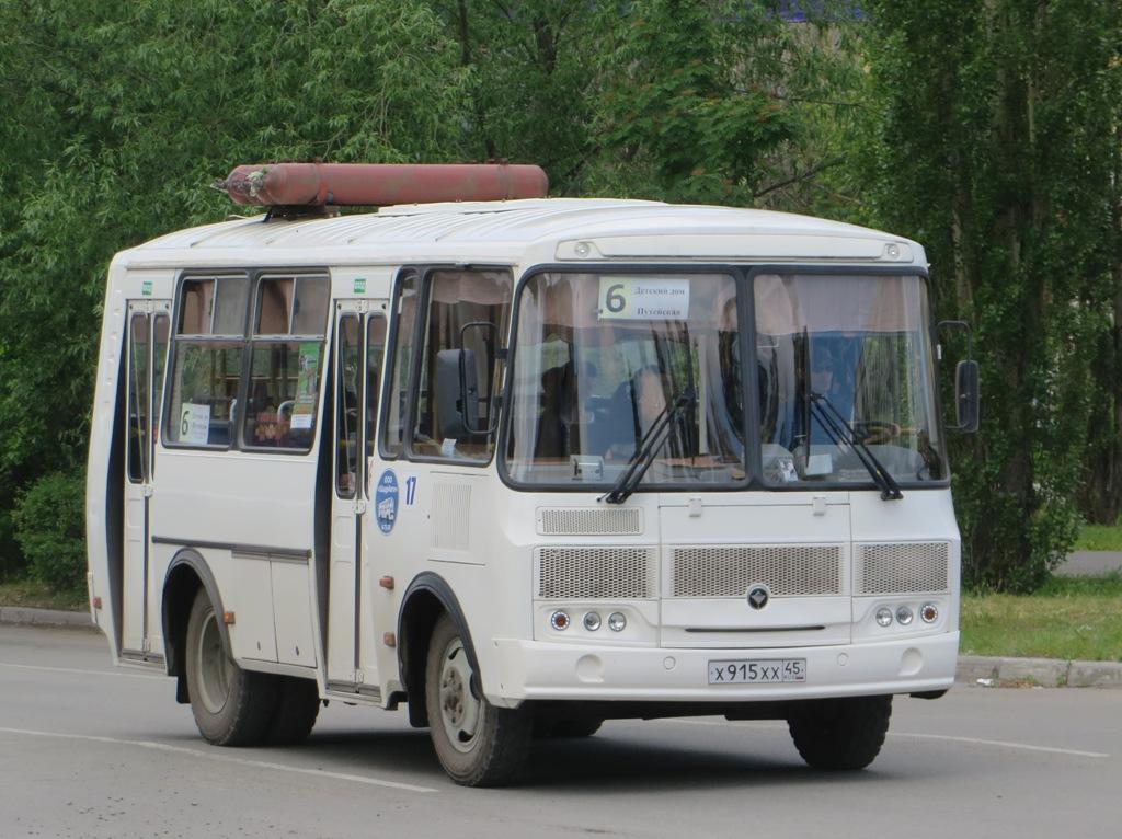 Шадринск. ПАЗ-32054 x915xx