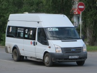 Шадринск. Нижегородец-2227 (Ford Transit) у801кс