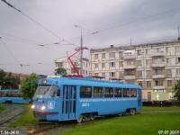 Москва. Tatra T3 (МТТА-2) №30313