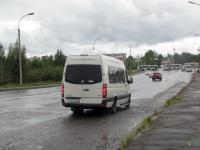 Рыбинск. Луидор-2237 (Volkswagen Crafter) х122тм