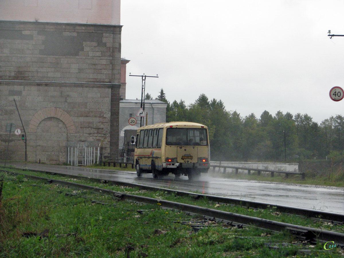 Рыбинск. ПАЗ-4234 ак991