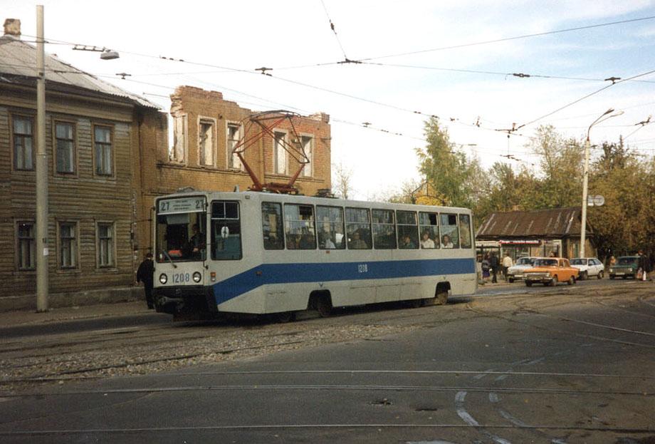 Нижний Новгород. 71-608К (КТМ-8) №1208