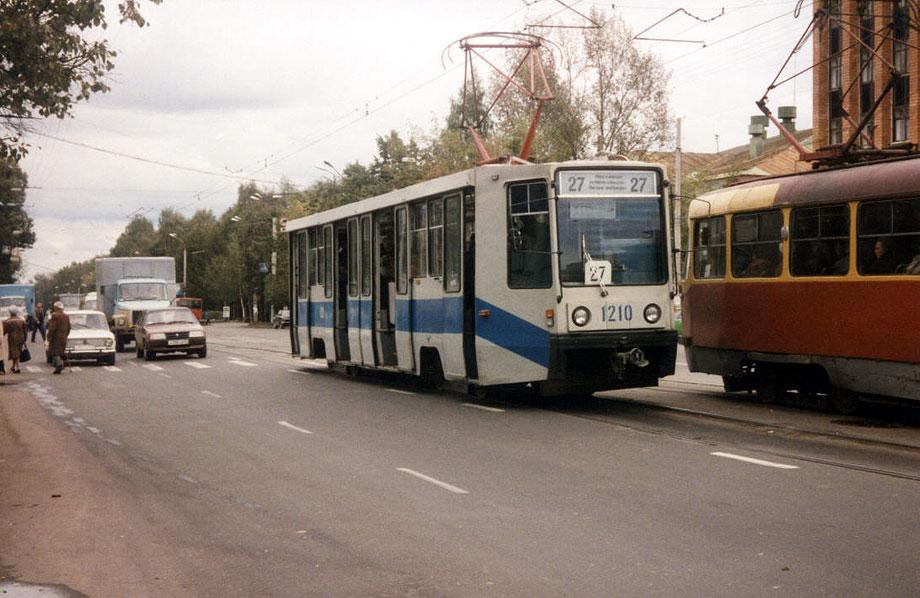 Нижний Новгород. 71-608К (КТМ-8) №1210
