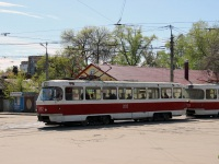 Самара. Tatra T3 (двухдверная) №2192