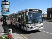 Санкт-Петербург. Scania OmniLink в750ат