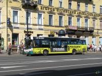 Санкт-Петербург. Scania OmniLink аа870