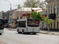 Саратов. МАЗ-206.067 х477ур