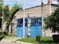 Ставрополь. Троллейбусное депо