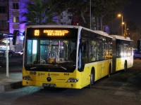 Стамбул. Mercedes O345 Conecto LF G 34 TP 2073