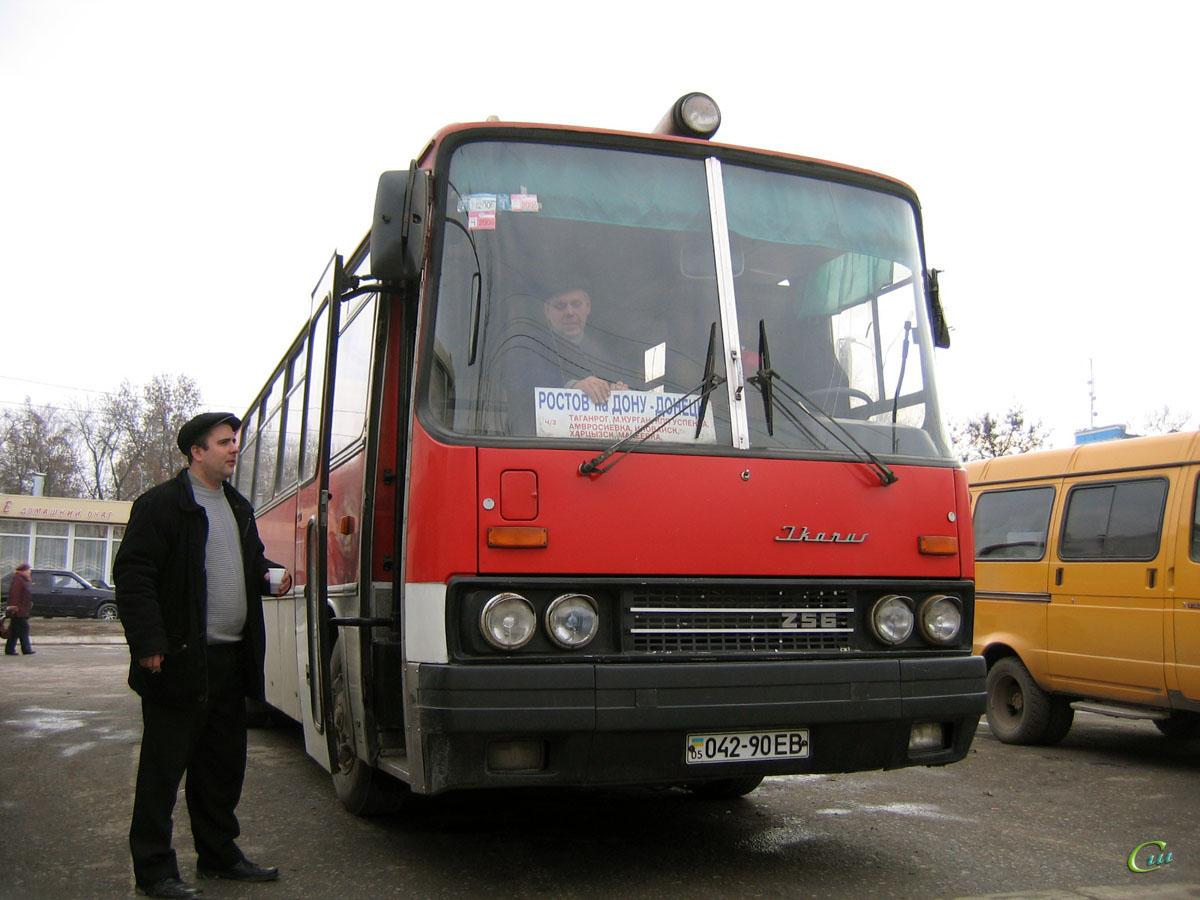 Таганрог. Ikarus 256.54 042-90EB