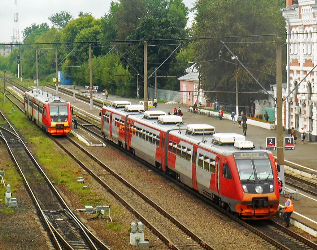 Калуга. РА2-038, РА2-105