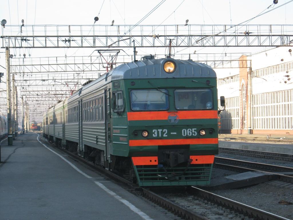 Курган. ЭТ2МЛ-065