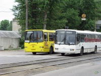 Тверь. ЛиАЗ-5256.35 ак651, Mercedes O345 т946ар