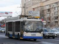 Москва. ТролЗа-5265.00 №6485