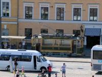 Хельсинки. Двухосный моторный ASEA №50