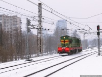 Санкт-Петербург. ЧМЭ3-4826