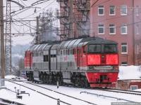 Санкт-Петербург. 2ТЭ116-523