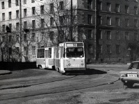 Санкт-Петербург. ЛВС-86К №9023