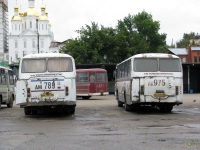 Арзамас. ЛиАЗ-677М ак524, ЛАЗ-695Н ак975, ЛАЗ-695Н ам789