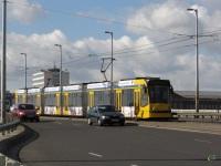 Будапешт. Siemens Combino Supra NF12B №2023