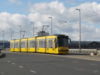 Будапешт. Siemens Combino Supra NF12B №2040