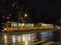 Варшава. Konstal 105N №1400, Konstal 105N №1399