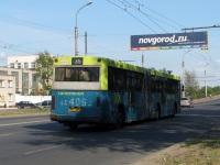 Великий Новгород. Den Oudsten B88 (Volvo B10MA-55) ае136