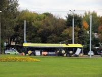 Вильнюс. Solaris Trollino 15 №1675