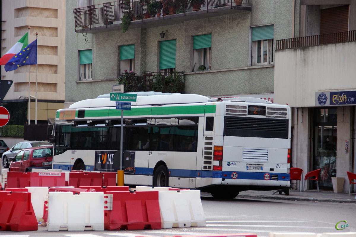 Венеция. Irisbus CityClass CNG CY 499ER