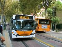 Венеция. MAN A23 NG313 BM 061LG, Scania OmniCity CN94UB CR 133RS