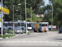 Днепропетровск. ЮМЗ-Т2 №1539, КТГ-1 №Т-34